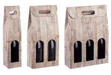 Collezione MOTIVI LEGNO 1,2,3 bottiglie 0.75 l : Bottiglie e prodotti locali