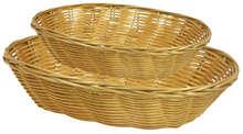 Panières ovales en polypro : Cestini