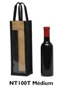Borse per bottiglie in tessuto non tessuto da 37.5cl a 0.50 cl : Bottiglie e prodotti locali