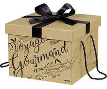Boîte cadeau en carton : Scatole