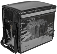Valise de transport thermique noir : Borse