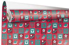 """Rouleau Papier cadeau """"Christmas"""" : Speciale feste"""