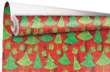 """Rouleau Papier cadeau """"Noël"""" : Speciale feste"""