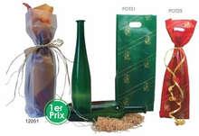 Sacchetti di plastica primo prezzo : Bottiglie e prodotti locali
