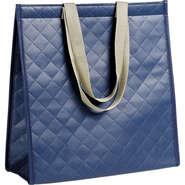 Sac isotherme rectangle bleu : Borse