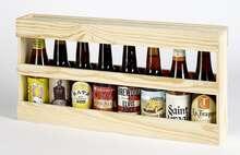Coffret bois bières Longneck : Bottiglie e prodotti locali