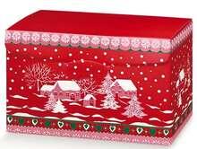 Boite Cadeaux Rouge  : Speciale feste