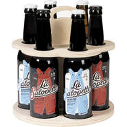 Tourniquet 6 bouteilles Long Neck : Bottiglie e prodotti locali