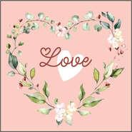 Etiquette love  : Accessori per imballaggi