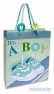 """Borsa di carta """"Baby Boy"""" : Borse"""