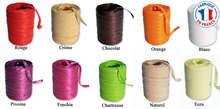 Bobine di rafia colorata : Accessori per imballaggi