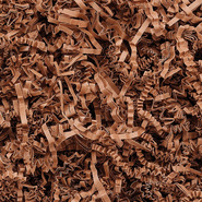 Truciolato di carta Kraft cioccolato : Accessori per imballaggi