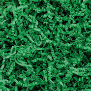 Truciolato di carta Kraft verde scuro : Accessori per imballaggi