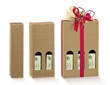 Confezione olio d'oliva altezza 215 mm : Bottiglie e prodotti locali