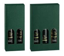 Confezione regalo per bottiglie d'olio d'oliva H 320mm : Bottiglie e prodotti locali