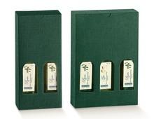 Confezione regalo per bottiglie d'olio d'oliva H 240 mm  : Bottiglie e prodotti locali