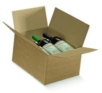 Confezione scatola americana 6 bottiglie : Bottiglie e prodotti locali