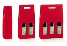 Confezioni 1, 2, 3 bottiglie rosso : Bottiglie e prodotti locali