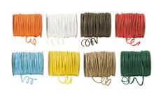Cordino in rafia ottonato : Accessori per imballaggi