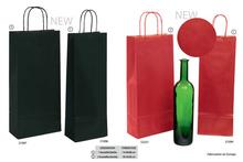 Acquisto di Le borse in carta kraft bruno vergata