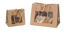 Acquisto di Mini borse con finestra per prodotti locali