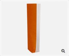SACCHETTI STAMPATI Decorazione tela di iuta arancione : Sacchetti