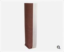 SACCHETTI STAMPATI Decorazione tela di iuta cioccolato : Sacchetti