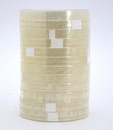 Scotch 12 mm x 66 m Trasparente : Accessori per imballaggi