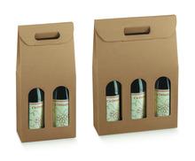 Acquisto di Confezione in cartone 2, 3 bottiglie 0.75 l