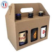 Acquisto di STEINIE - Scatola in cartone per 6 bottiglie di birra 33cl