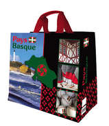 "Borsa in polipropilene 33 L "" Pays Basque - Béarn "" : Borse"