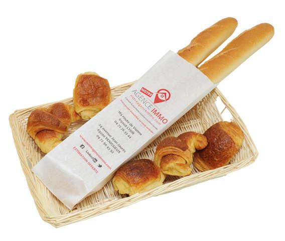 Sacchetto per il pane personalizzato : Sacchetti
